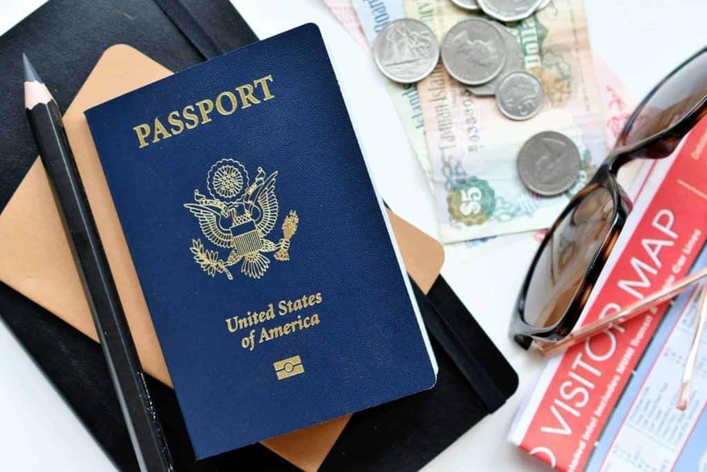 travel essentials passport
