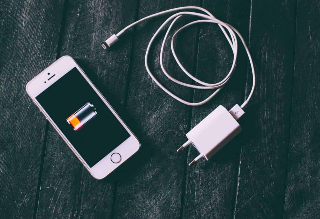 iphone- charging