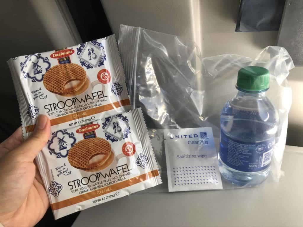 snack-bag-on-plane