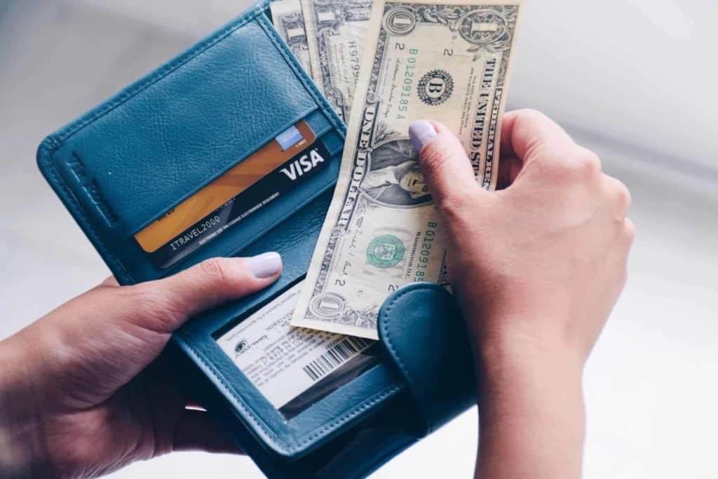 travel essentials wallet