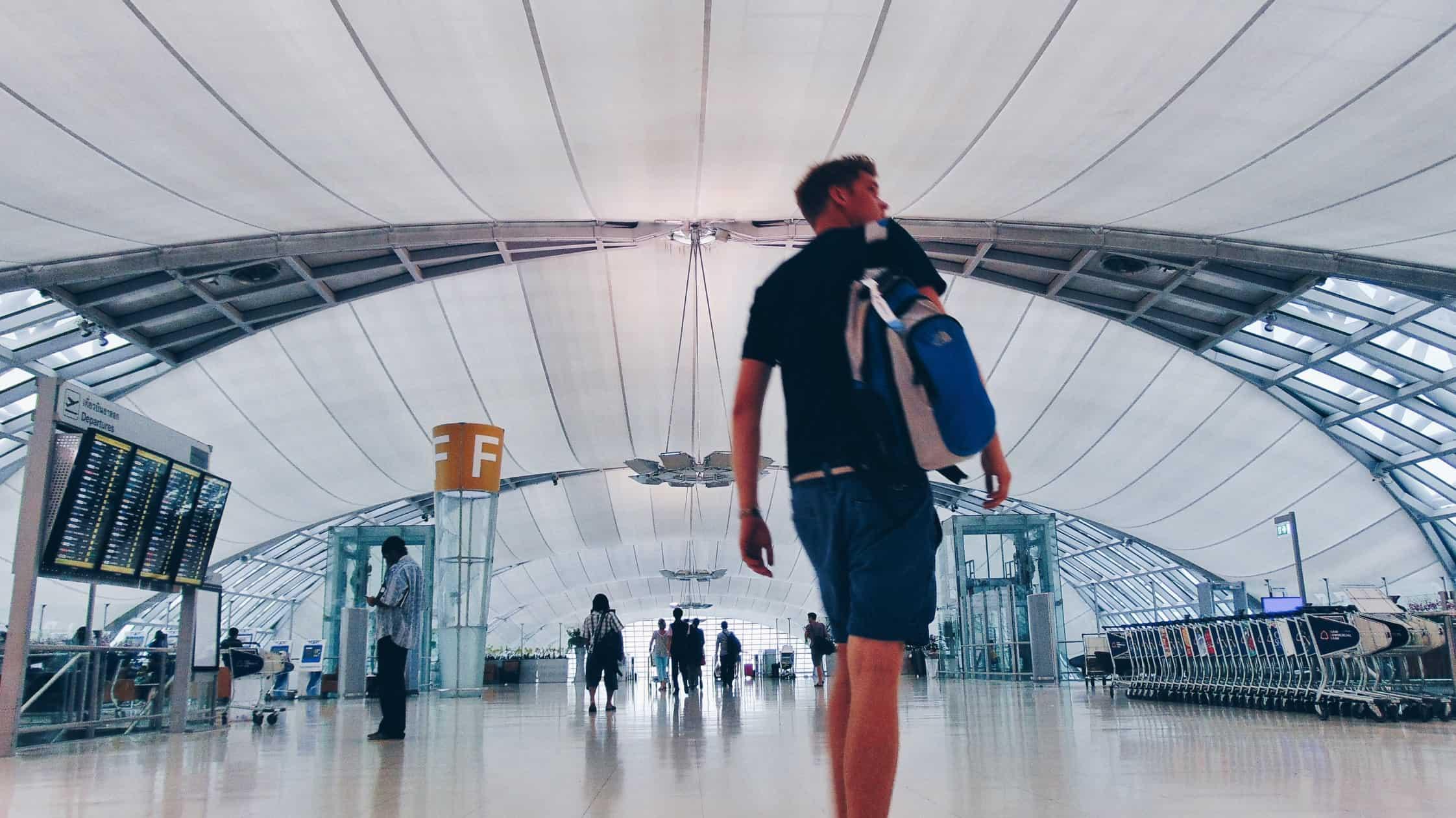 carry on light backpack