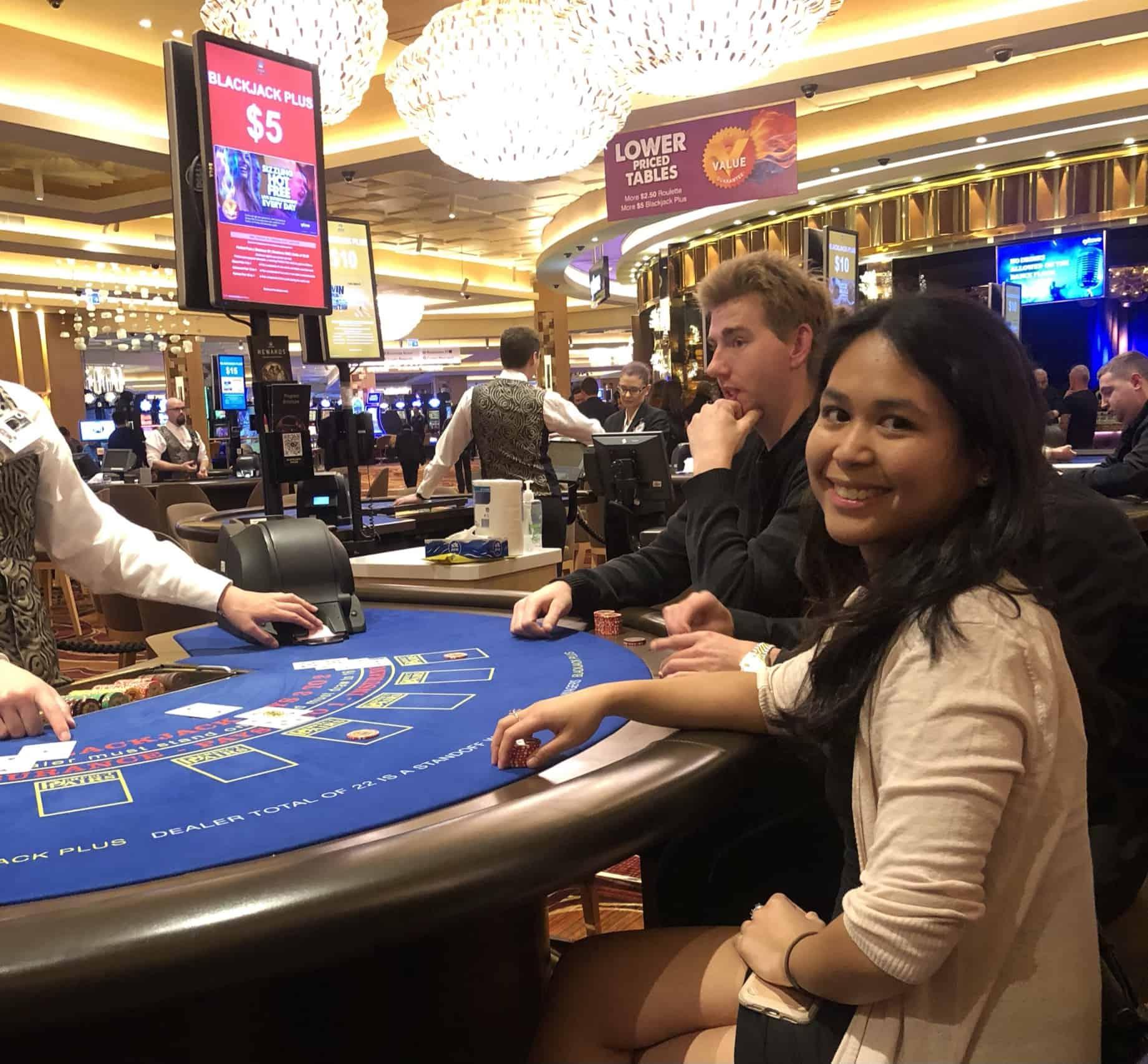 visit a casino bucket list